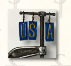 USA Adjustable - art for Los Angeles Times